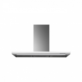 Falmec Lumen CLUN90.E0P1 NEUI491F Parete 90 cm, 800 m3/h