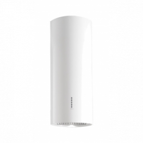 Falmec Polar Black/White CPWN90.E0P2 ZZZB491F Parete 35 cm, Bianco, 800 m3/h