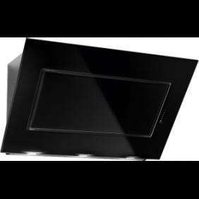 Falmec Quasar Green Tech CQPN90.E1P2 ZZZN491F Parete 90 cm, nero, touch control, 800 m3/h