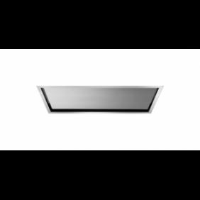 Falmec Nube CNBI90.E2P2 ZZZI400F Soffitto 90 cm, acciaio, telecomando