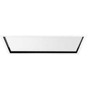 Falmec Nube CNBI90.E2P2 ZZZB400F Soffitto 90 cm, bianco, telecomando