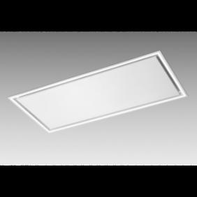 Airone Cappa a Soffitto Carmen 120 AIP140000000000000 Vetro Bianco da 120cm