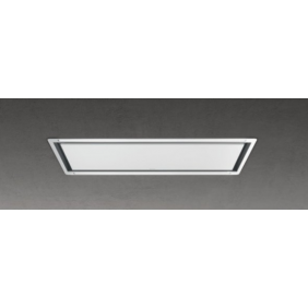 Elica Cappa a Soffitto Hilight-X  PRF0173442A H16 Bianco 100cm