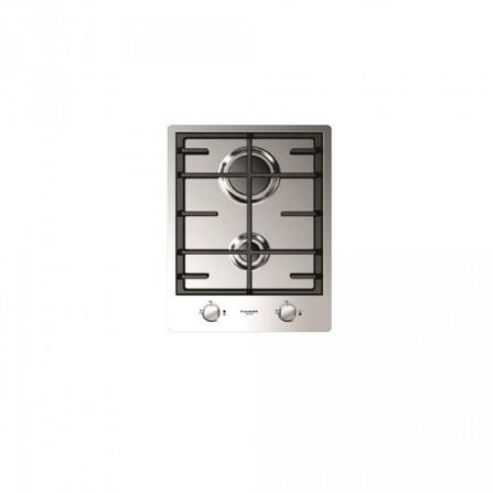 Piano cottura a gas, 1 fuoco, inox CPH 402 G X Fulgor Milano