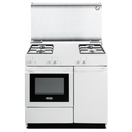Cucina forno a gas Linea Smart 4 fuochi SGW854N De Longhi