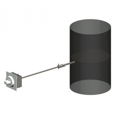 La Nordica Extraflame Accessorio Kit serrandola per camino 200mm 1018670