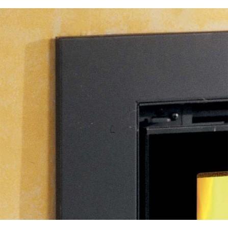 La Nordica Extraflame Accessorio Cornice Steel 3 Lati Antracite 6016791
