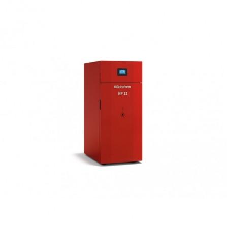 La Nordica Extraflame Caldaia a Pellet HP22 1202001 6,5-22,0 kW Rosso