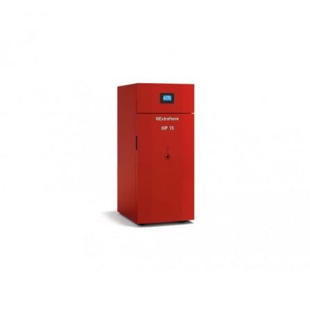 La Nordica Extraflame Caldaia a Pellet HP15 1201901 4,3-15,0 kW Rosso