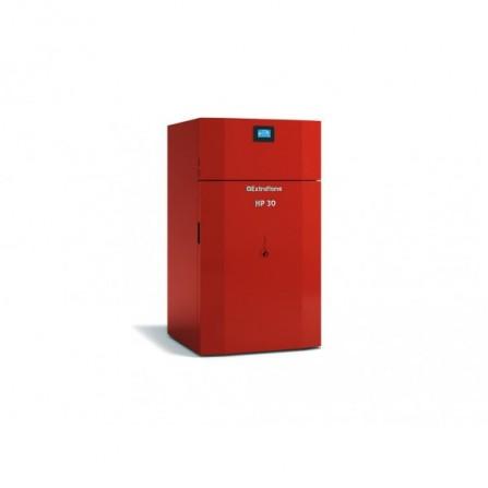 La Nordica Extraflame Caldaia a Pellet HP30 1202101 9,1-31,3 kW Rosso   Pronta Consegna