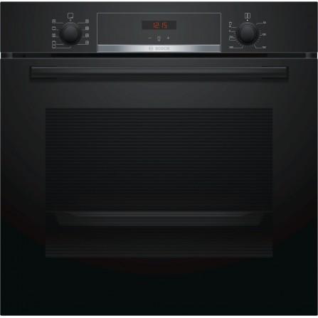 Bosch Forno da Incasso HBA534BB0 Vetro nero Classe A
