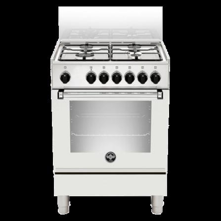 La Germania Cucina AMN654EBV Forno Elettrico Multi Classe A 60 x 50 cm Bianco Serie Americana