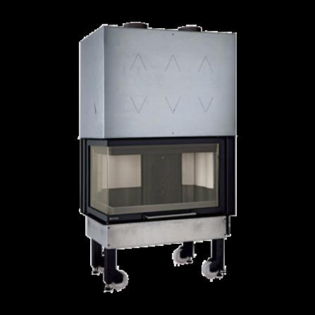 La Nordica Extraflame Monoblocco a Legna Angolo SX 800 6018820 10,0 kW -