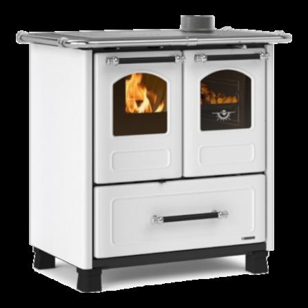 la Nordica Extraflame Cucina a Legna Family 3,5 7013002 Bianco