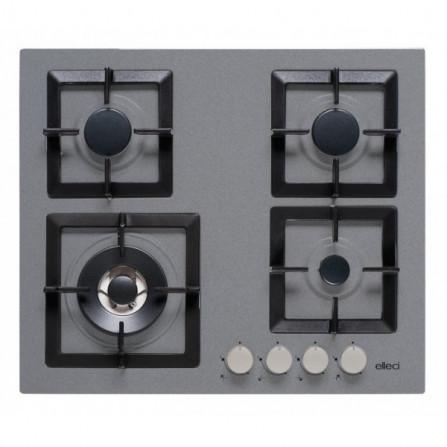 Elleci Piano Cottura PLANO PMSP60173WS 600 x 510 Metaltek Titanio