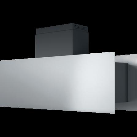 Barazza 1KSTI12 Cappa steel isola da 120- Richiedi Preventivo Personalizzato