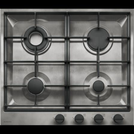 Barazza 1PBFV64 Piano cottura B_Free Vintage incasso da 60 3 gas + doppia corona Chef- Richiedi Preventivo Personalizzato