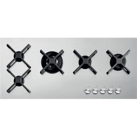 Barazza 1PSPF105 Piano cottura Select Plus Flat incasso e filo da 100- Richiedi Preventivo Personalizzato