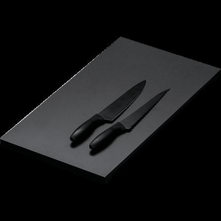 Barazza 1TGS Tagliere scorrevole in HPL nero- Richiedi Preventivo Personalizzato