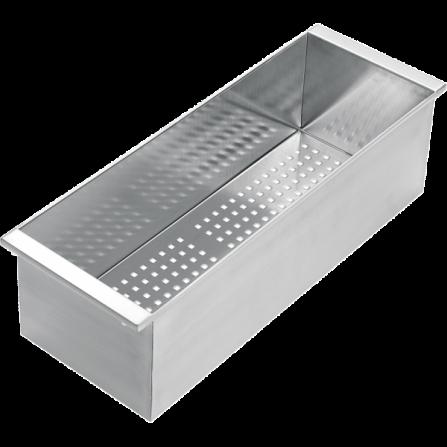 Barazza 1VOF Vaschetta forata in acciaio inox- Richiedi Preventivo Personalizzato