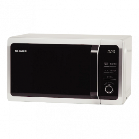 Sharp Microonde R652W 20 Litri Bianco  - Pronta Consegna