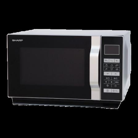 Sharp Microonde R760S 23 Litri Silver