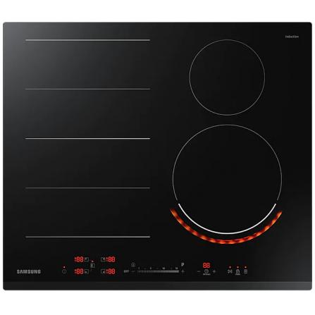 Samsung Piano Cottura ad Induzione NZ64N7777GK/E1 60cm - Pronta Consegna