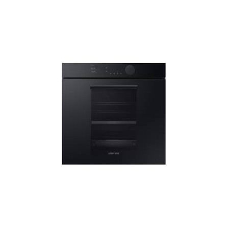 Samsung NV75T9979CD - Forno incasso Infinite Line  75 lt. A+ WI-FI Graphite Grey