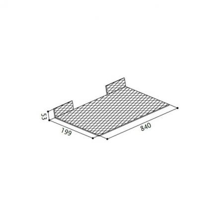 Faber Accessorio Filtro Metallico Estraibile 112.0157.249