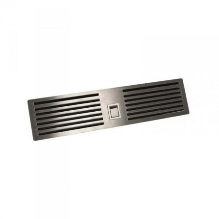 Faber Accessorio Kit Filtrante Tubazione Rettangolare 112.0470.541