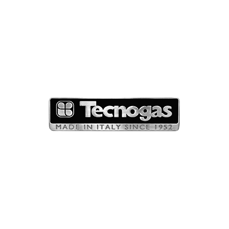 Tecno Gas Piano Cottura FNQ9TEX 90 cm 4 Fuochi+ 1 T.C.
