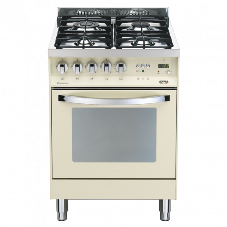Lofra Cucina a Gas PBI66GVT/C Avorio da 60cm