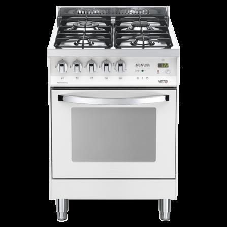 Lofra Cucina a Gas PBP66GVT/C Bianco Perla da 60cm