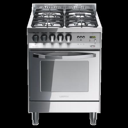 Lofra Cucina a Gas PL66GVT/C Acciaio Inox da 60cm