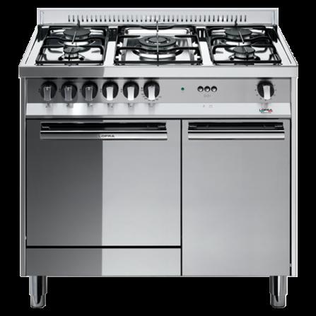 Lofra Cucina Elettrica M85E/C Acciaio Inox da 80cm