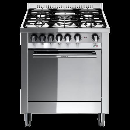 Lofra Cucina Elettrica M76MF/C Acciaio Inox da 70cm