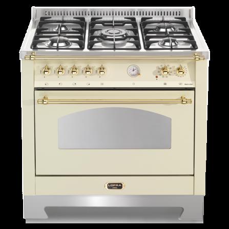Lofra Cucina Elettrica RBIG96MFT/CI Avorio da 90cm  - Pronta Consegna