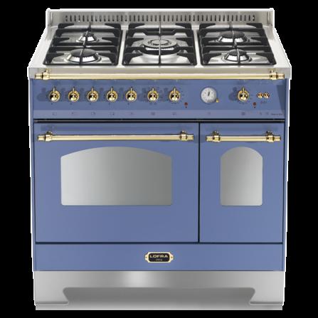 Lofra Cucina Elettrica RLVD96MFTE/CI Lavanda da 90cm