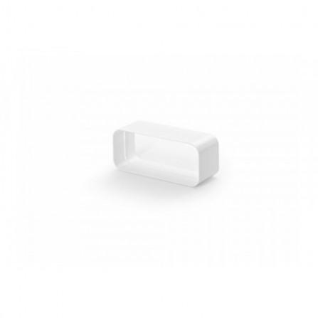 Foster Connettore bianco a sez. rettangolare 9700 533